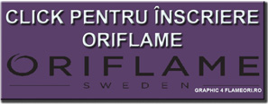 Inscriere Oriflame Consultant