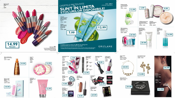 Oriflame Flyer C3 februarie