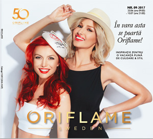 Oriflae Catalog iunie-iulie