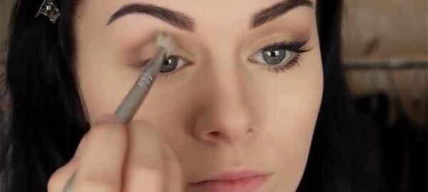 Oriflame machiaj simplu tutorial