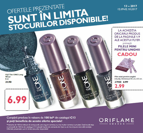 Flyer Orfilame C13